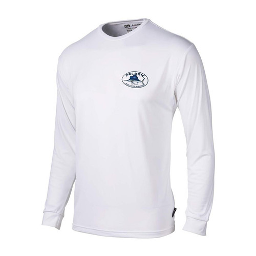 Aquatek Built L/S Fishing Tee