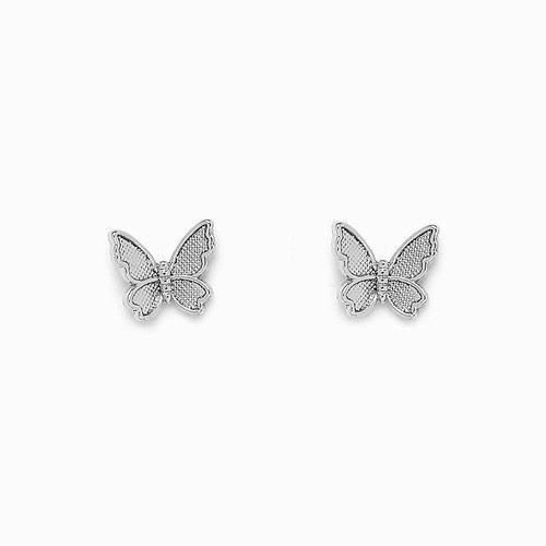 Butterfly In Flight Earrings