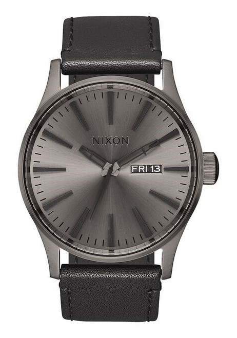 Sentry Leather Watch