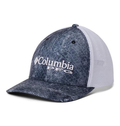 Camo Mesh Ball Cap