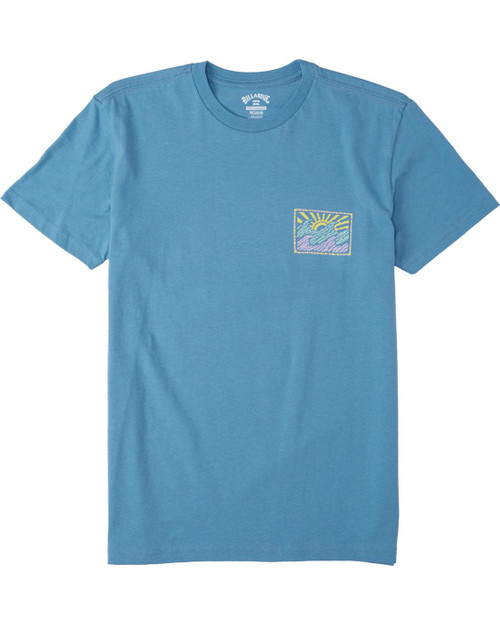 Boys' 2-7 Crayon Wave T-Shirt