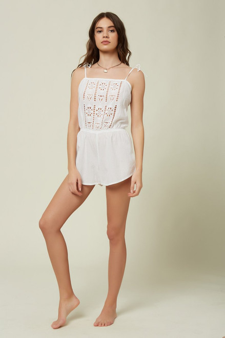 Deidra Romper Cover-Up