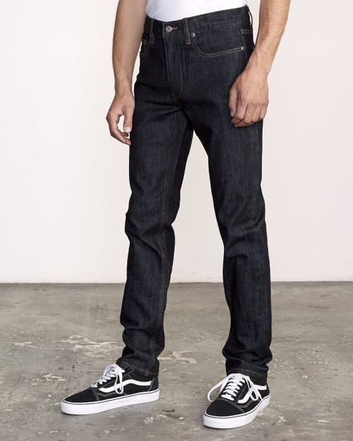 Hexed Slim Fit Jeans