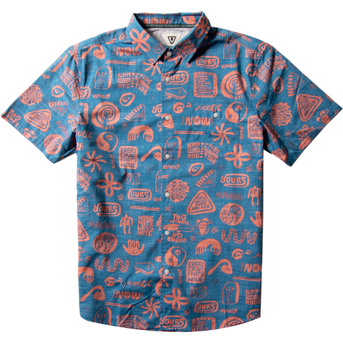 More Mate Less Hate S/S Shirt