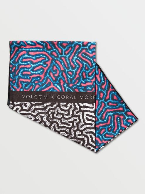 Coral Morph Towel