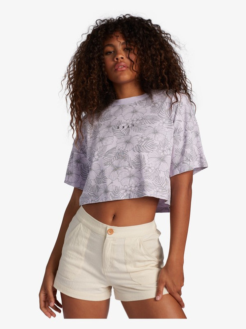 Floral Oversized T-Shirt