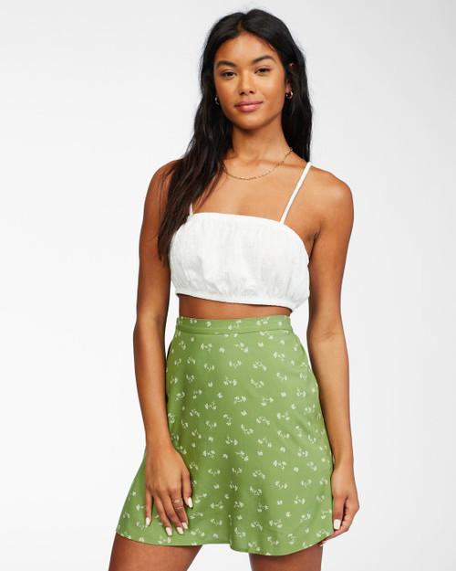 Crossroads Woven Skirt