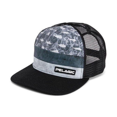 Alpha Snapback Fishing Hat