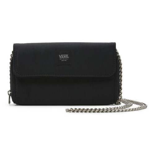 Chained Crossbody Wallet