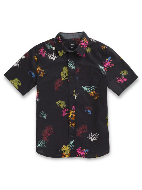 Reality Coral S/S Shirt (7-14)
