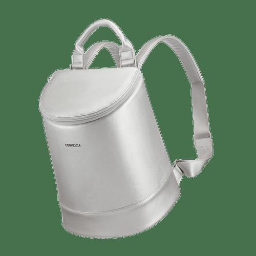 Eola Wine Cooler Bag Silver