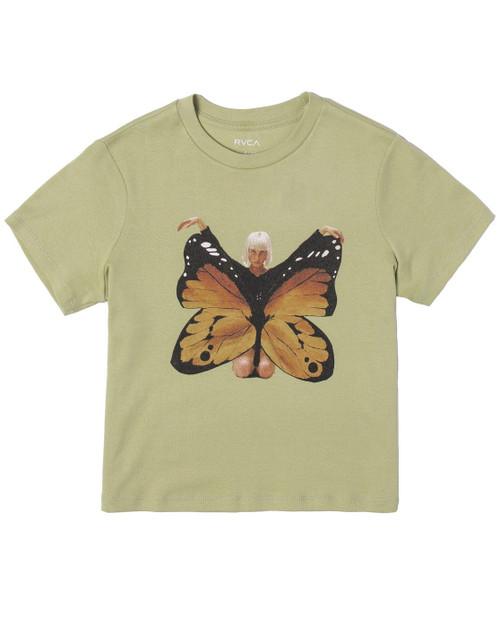 Dana Butterfly SS Tee