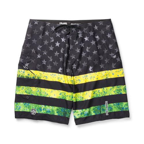 Sharkskin Americamo Shorts