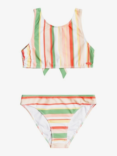 Girl's 8-16 Colorful Top Set