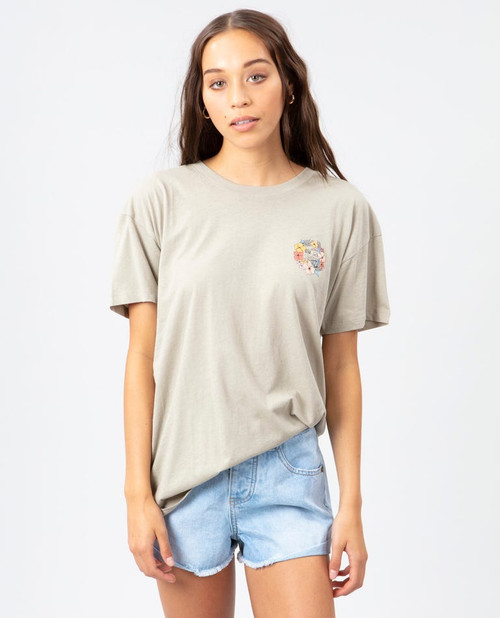 Bloom Oversized Tee