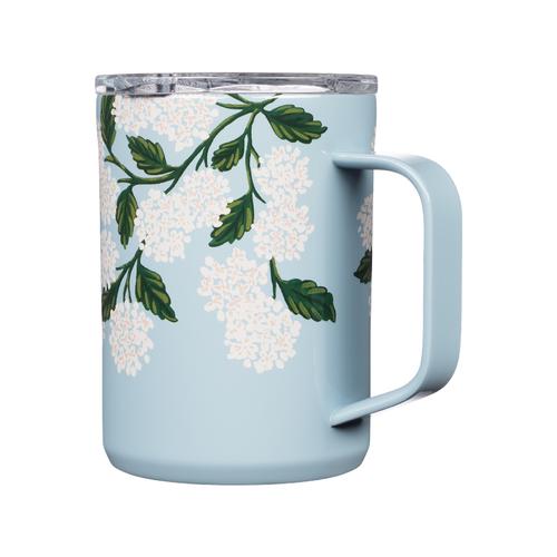Mug Gloss Blue Hydrangea