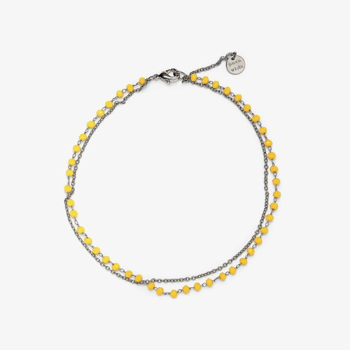 Neon Chain Anklet
