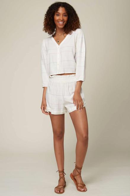 Alden Stripe Shorts