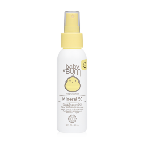 Mineral SPF 50 Sunscreen -Baby