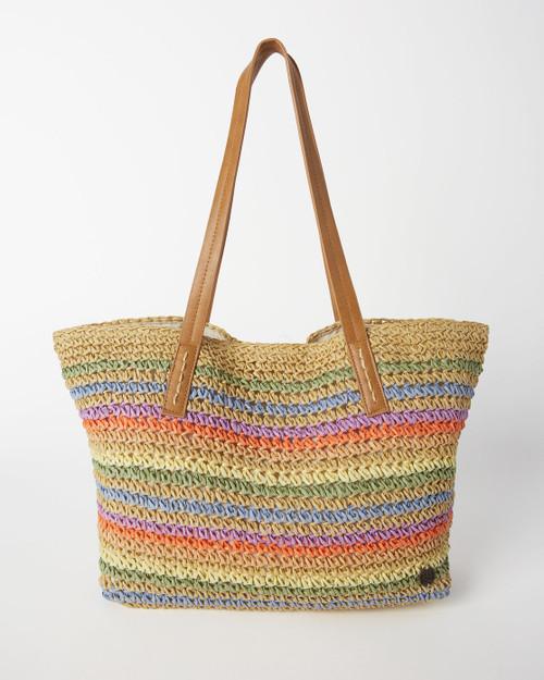 Good Lookin Straw Tote Bag