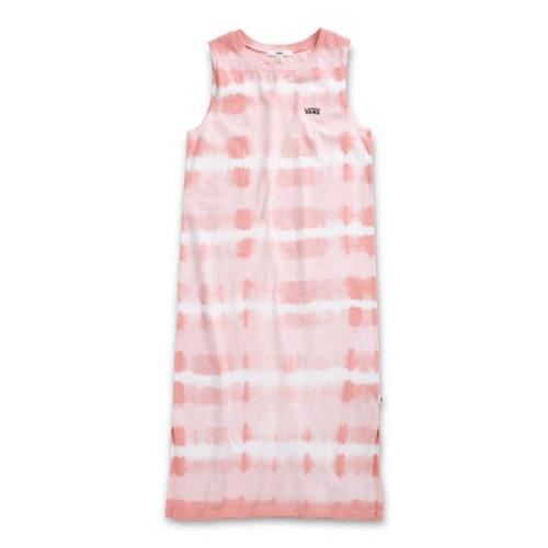 Sun Waves Tie Dye Midi Dress