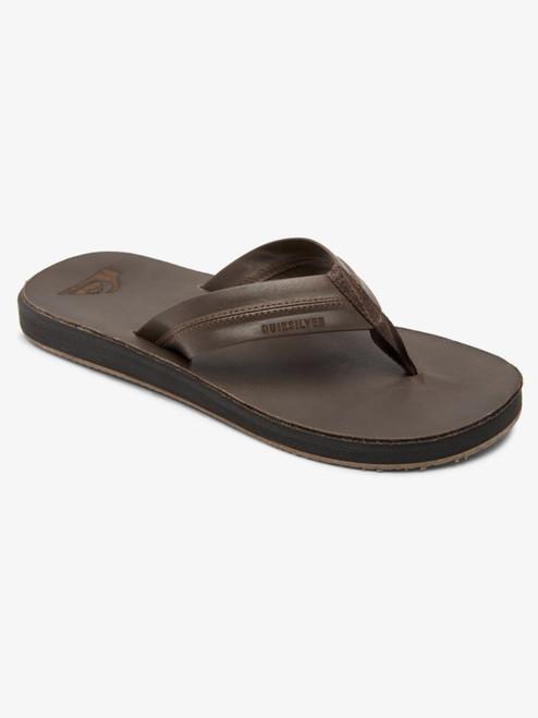 Carver Natural Leather Sandals