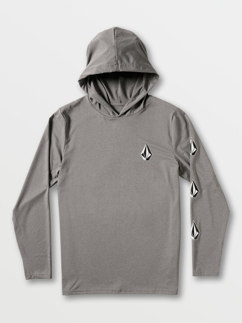 Deadly Stones Hooded L/S UPF50