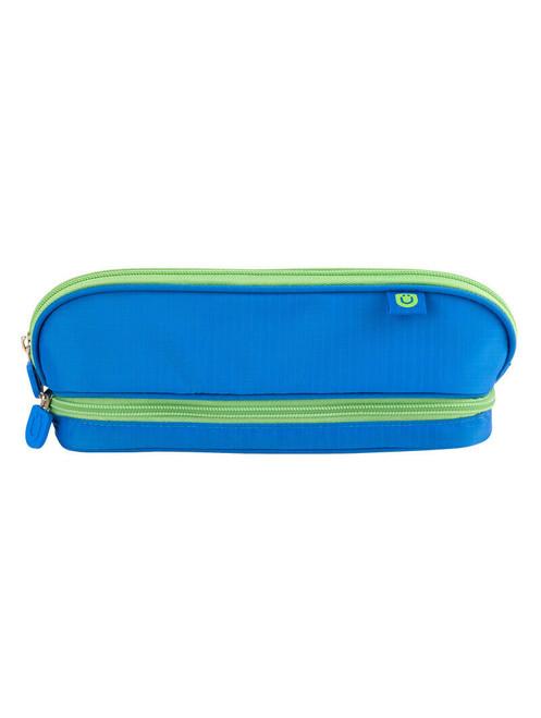 Züca Pencil Case Blue/Green