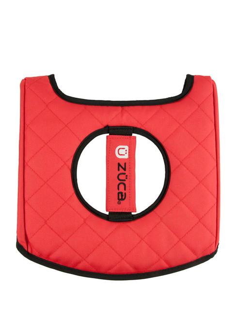 Seat Cushion Black/Red