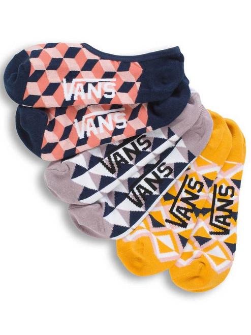 Geo Mix Canoodle Socks 3-Pack