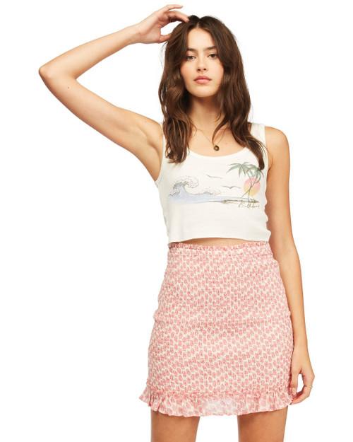 Eyes On You Mini Skirt