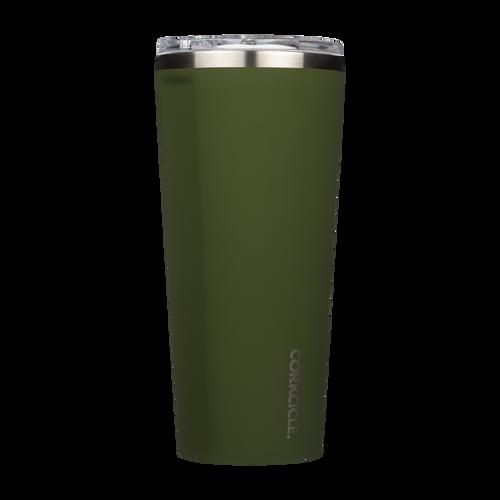 Tumbler 24oz Gloss Olive