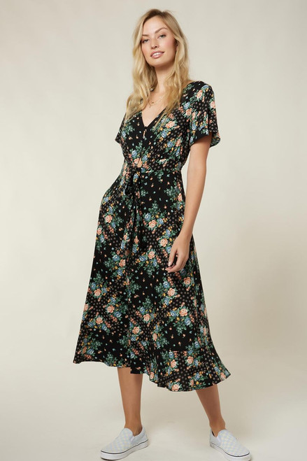 Nicole Midi Dress
