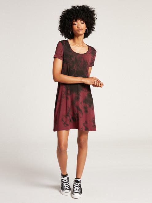 Be Easy Bade Tie Dye Dress