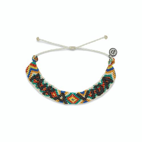 Flat Woven Bracelet