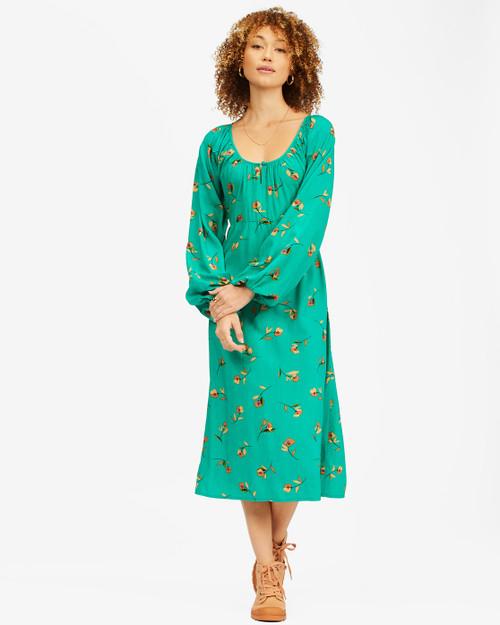 Sweet To Me L/S Maxi Dress