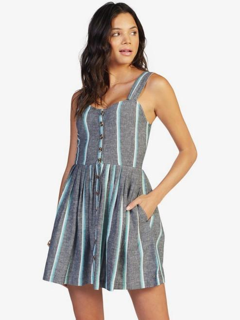 Sunlit Twist Dress