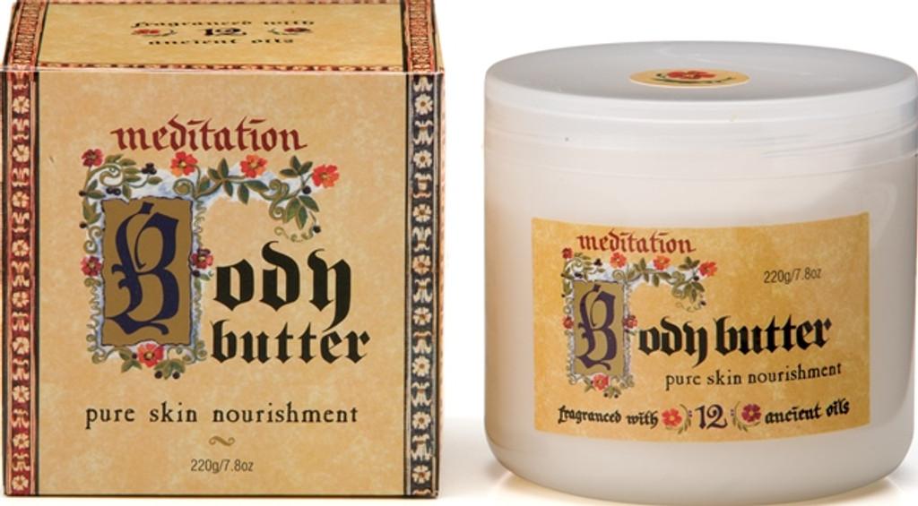 Meditation Body Butter 220 g