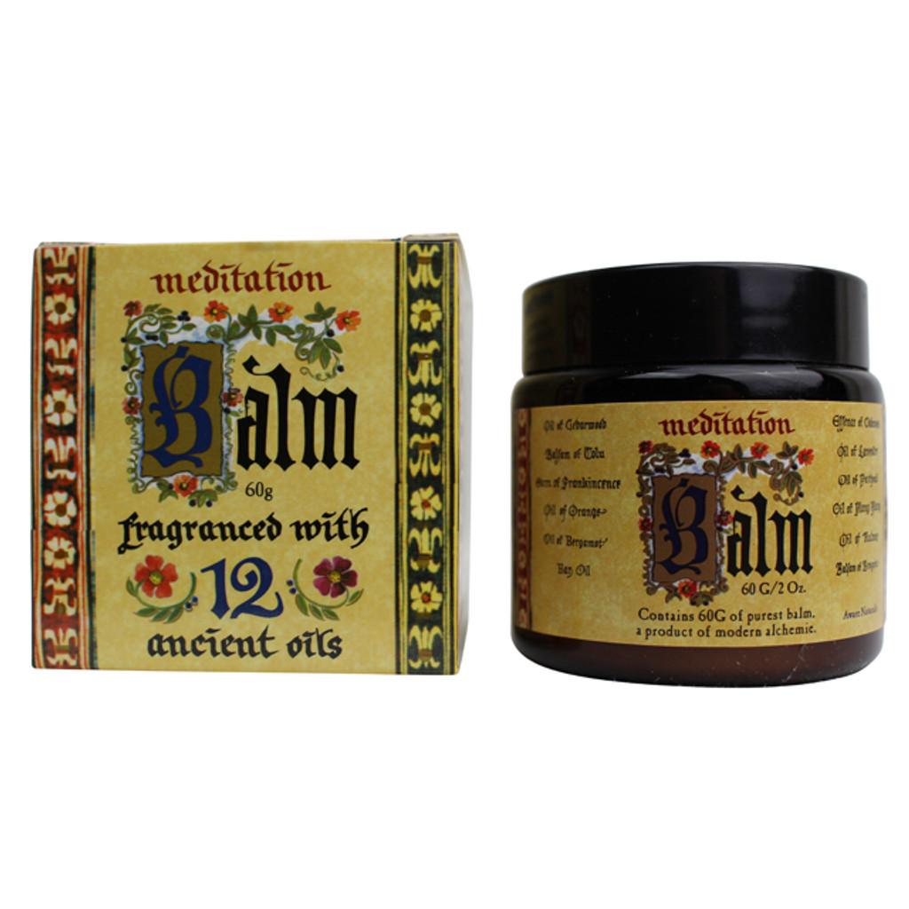 Meditation Balm 60 g Jar