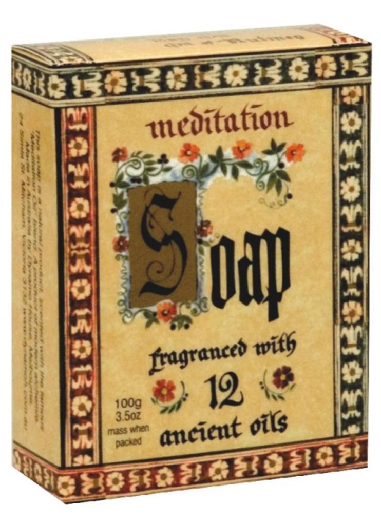 Meditation Body Soap 100 g