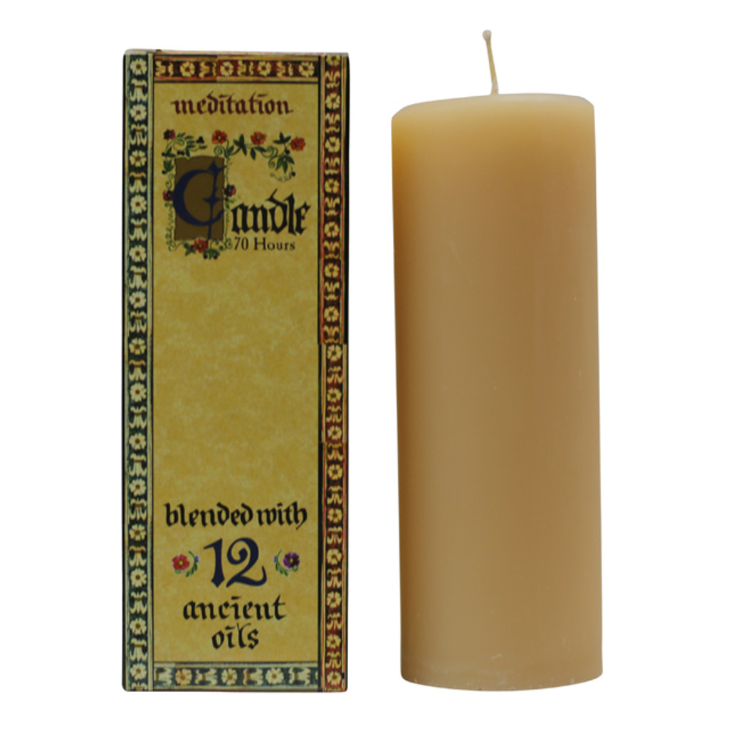 Meditation Candle 70 Hours