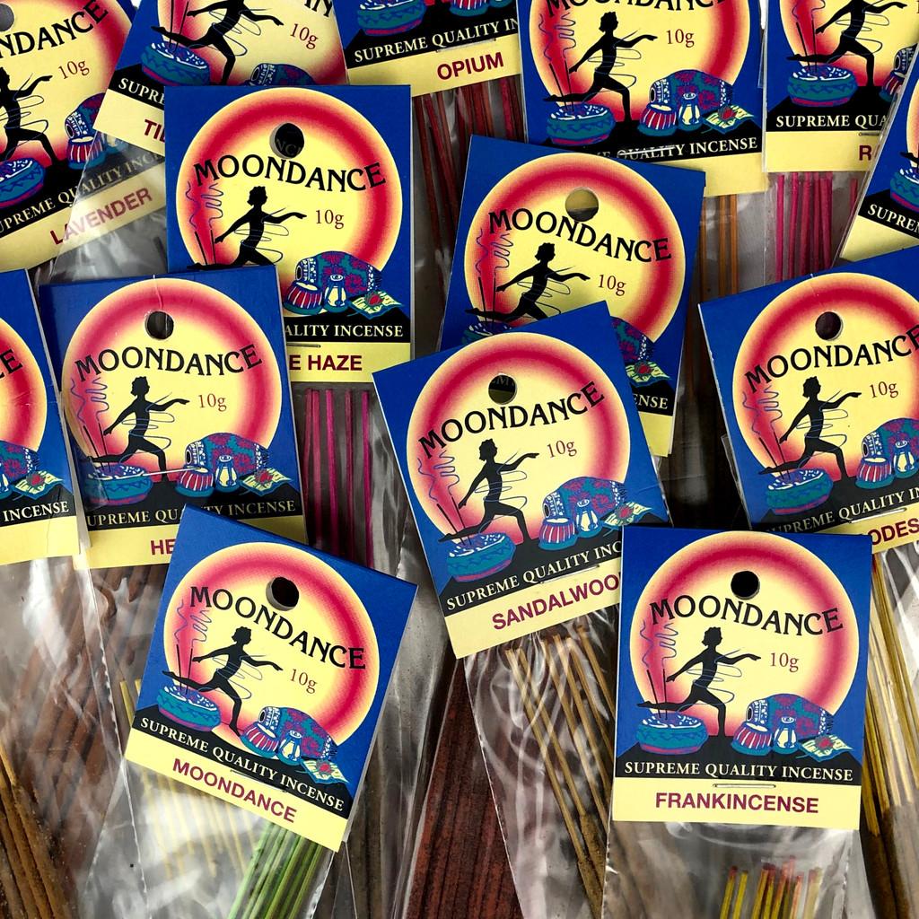 Moondance Incense Sticks
