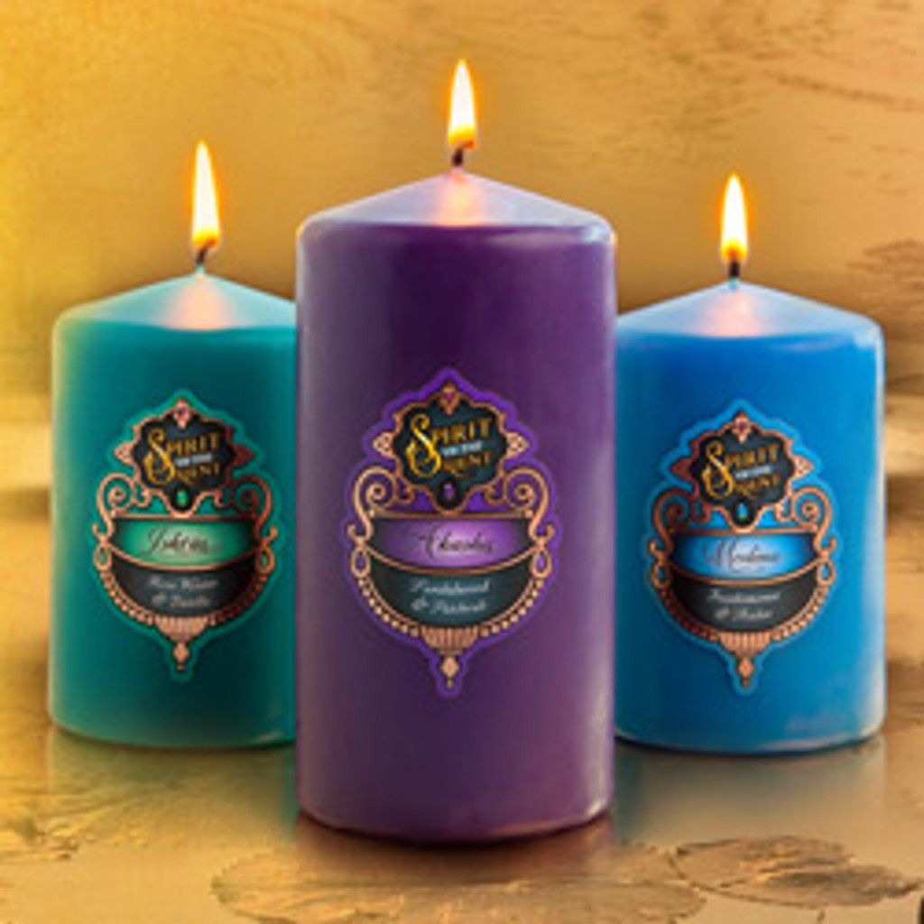 Spirit of the Orient Candles 65 x 130 mm