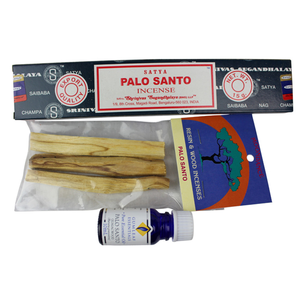 Palo Santo Products