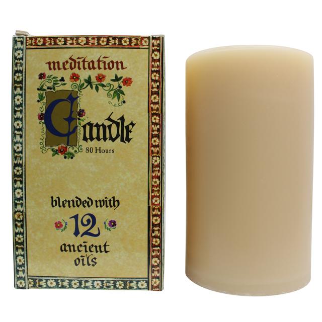 Meditation Candle 40 Hours