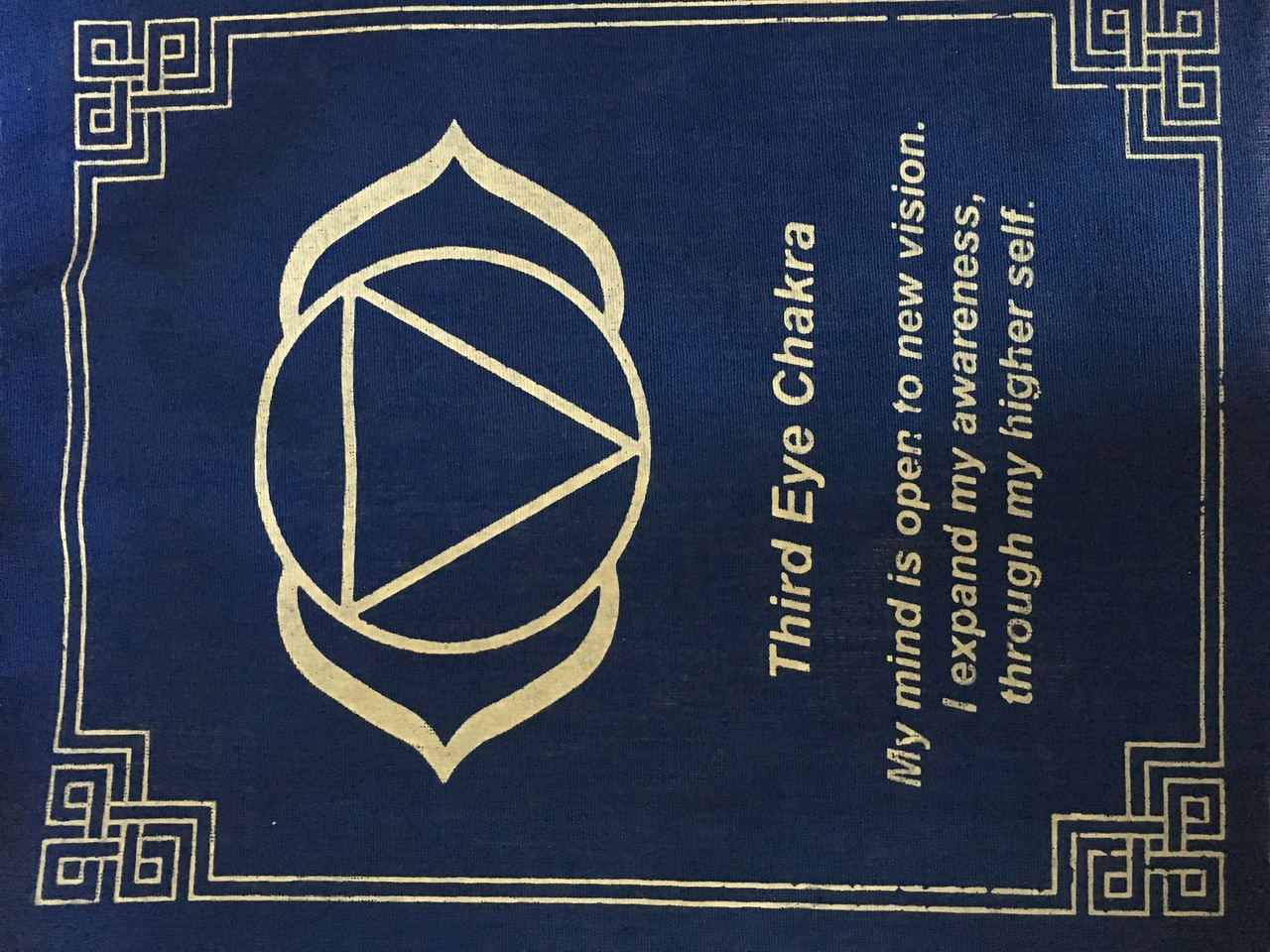 Healing Chakra Affirmation Flags 7Mantras/7 Colours/7 Flags FREE SHIPPING