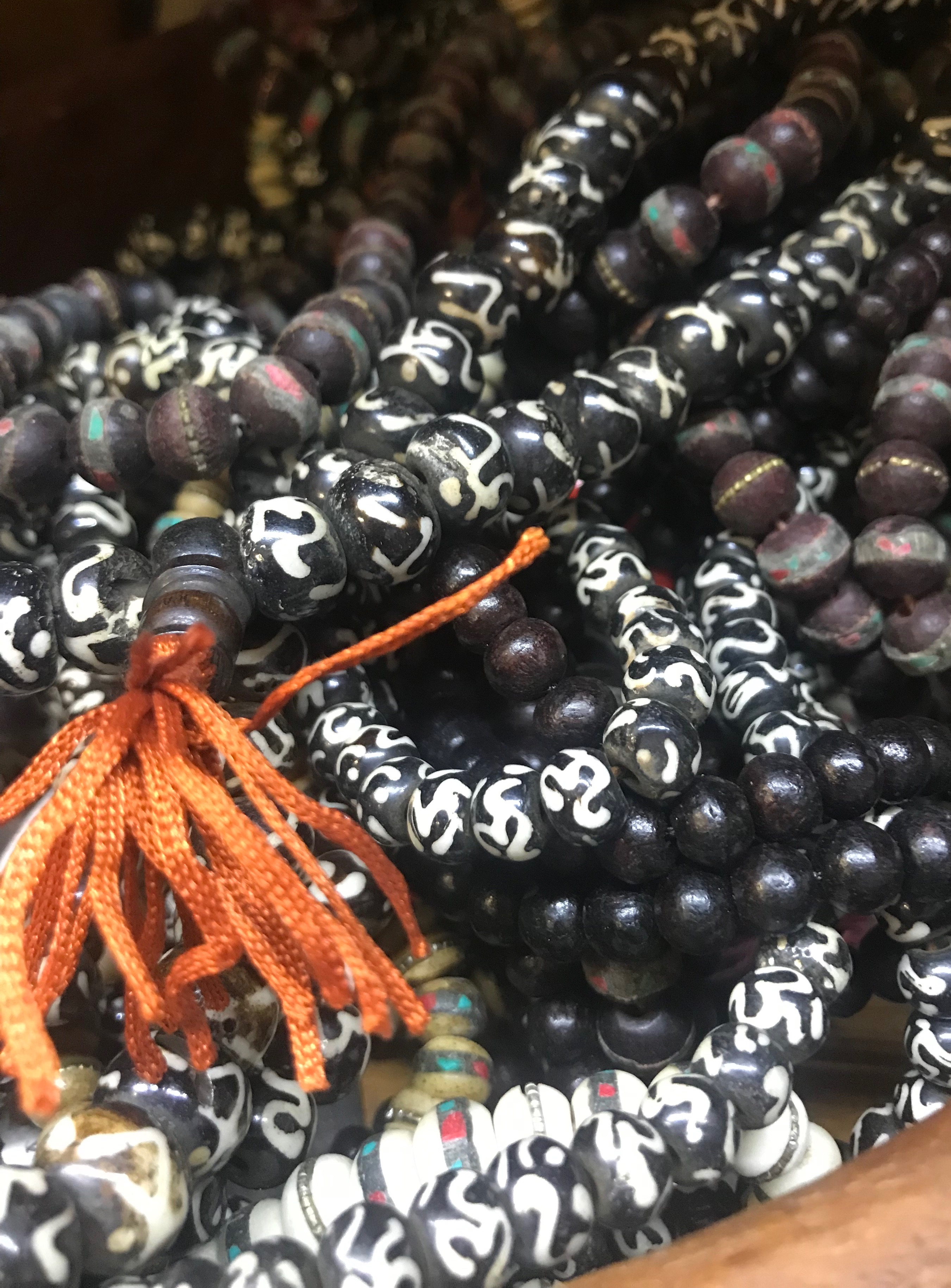Mala Beads, The meaning of 108 beads.