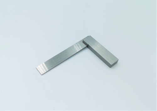 100mm Solid Steel engineering measuring square.