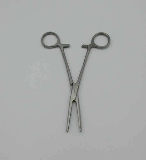 """6"""" Straight Forceps for a variety of useful applications."""