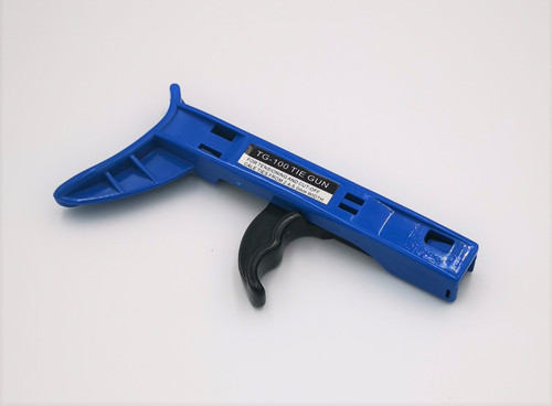 Cable Tie Fastening and Cutting Tool  used for attaching nylon cable ties